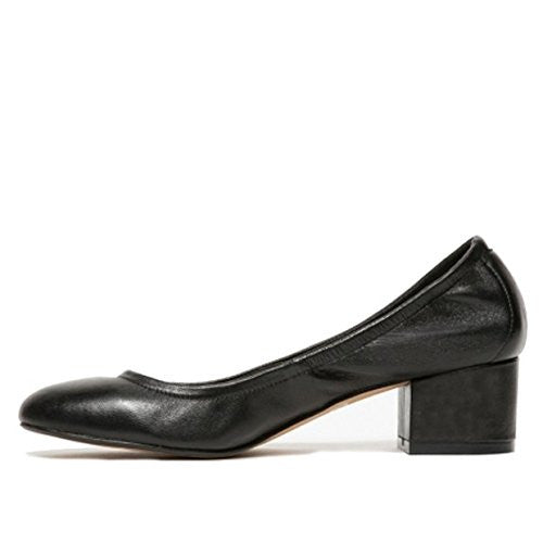 Jeffrey Campbell - Bitsie Heels, Black Leather - The Giant Peach - 3