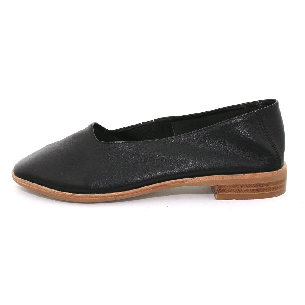 Jeffrey Campbell - Jordan Flat, Black - The Giant Peach