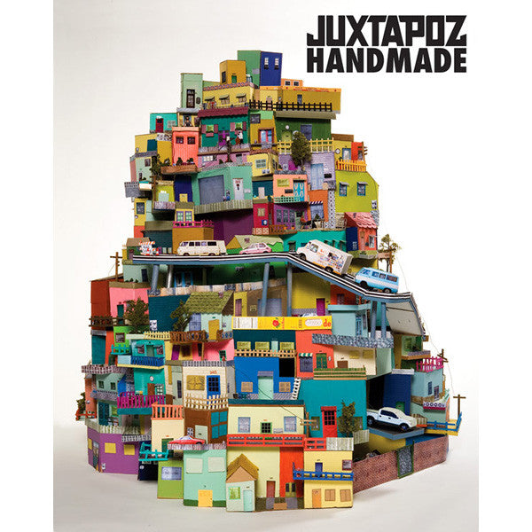 Juxtapoz Handmade, Hardcover - The Giant Peach