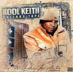 Kool Keith - Collabs Tape, 2xCD - The Giant Peach