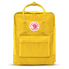 Fjallraven - Kanken Backpack, Warm Yellow - The Giant Peach