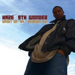 Kaze & 9th Wonder - Spirit of '94, CD - The Giant Peach