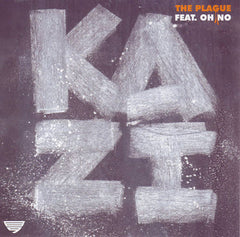 KAZI - The Plague, 2XEP Vinyl - The Giant Peach