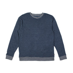 Brixton - Kensington Men's Sweater, Charcoal Heather - The Giant Peach