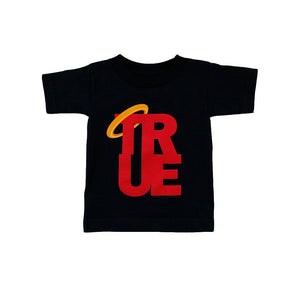 TRUE - Angels Kids Tee, Navy