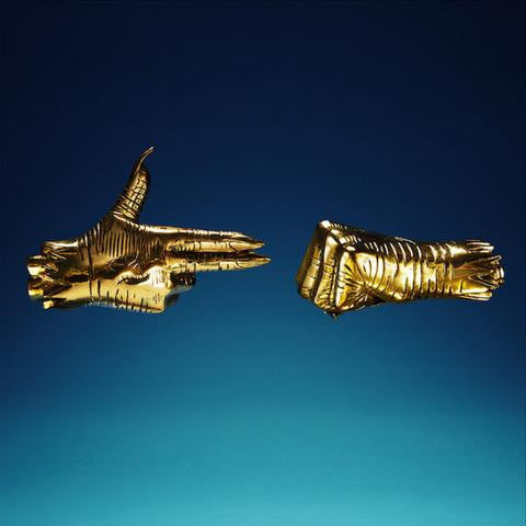 Run The Jewels (Killer Mike + El-P) - Run The Jewels 3, 2xLP Gold Vinyl - The Giant Peach