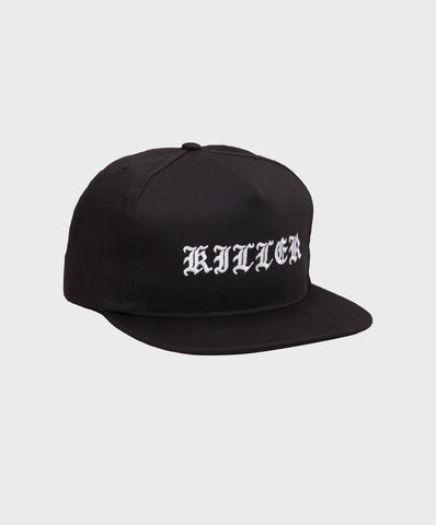 REBEL8 x Killer Mike - Dusty Snapback Hat, Black