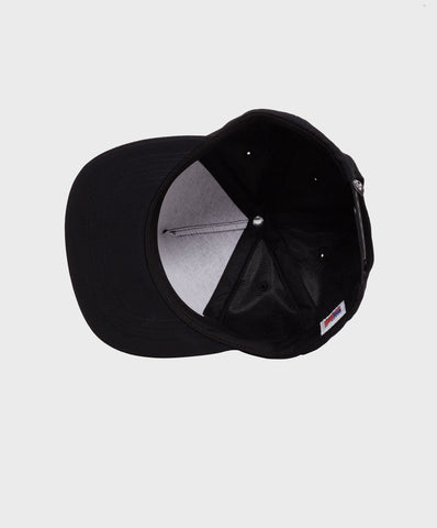 REBEL8 x Killer Mike - Regiment Snapback Hat, Black