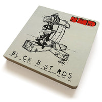 KMD - Black Bastards (pic disc/pop up book), 2xCD (Record Store Day) - The Giant Peach