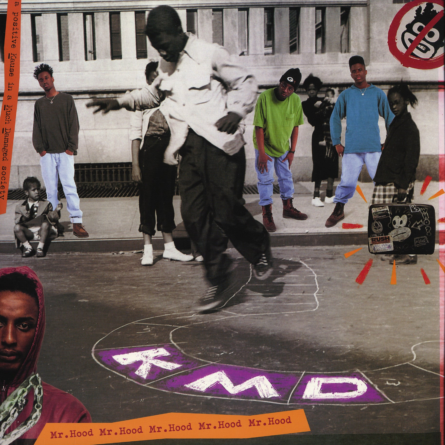 KMD - Mr Hood, CD - The Giant Peach