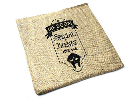 M.F. DOOM - Special Blends Vol 1 & 2, Deluxe Burlap 2xLP Vinyl
