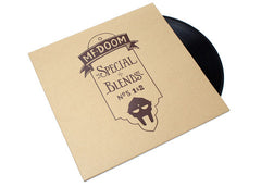 M.F. DOOM - Special Blends Vol 1 & 2, Deluxe Burlap 2xLP Vinyl - The Giant Peach - 3