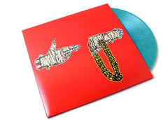 Run The Jewels (Killer Mike + El-P) - Run The Jewels 2, 2xLP Teal Vinyl