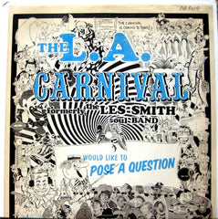 L.A. Carnival - Would Like To Pose A Question, 2xLP Vinyl - The Giant Peach