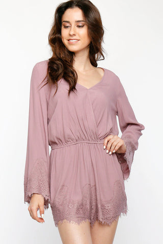Lacey Bell Sleeve Women