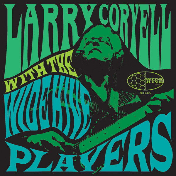 Larry Coryell With The Wide Hive Players, CD - The Giant Peach