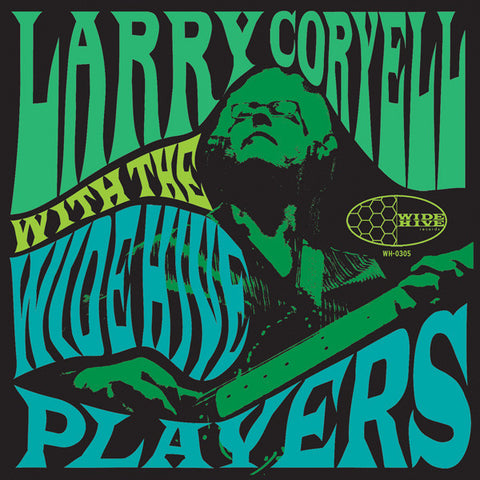 Larry Coryell With The Wide Hive Players, CD