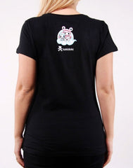 tokidoki - Lily Women's Tee, Black - The Giant Peach - 2
