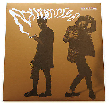 NxWorries (Knxwledge & Anderson .Paak) - Link Up & Suede EP Vinyl