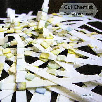 Cut Chemist - The Litmus Test, CD - The Giant Peach