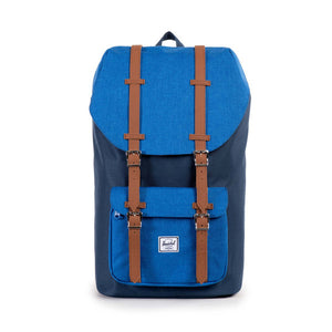 Herschel Supply Co. - Little America Backpack, Navy/Cobalt - The Giant Peach