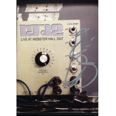 RJD2 - Live At Webster Hall 2007 (Autographed), DVD - The Giant Peach