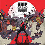 Grip Grand - Brokelore, CD - The Giant Peach