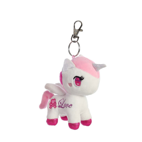tokidoki - Lolopessa Unicorno Plush Clip-On - The Giant Peach