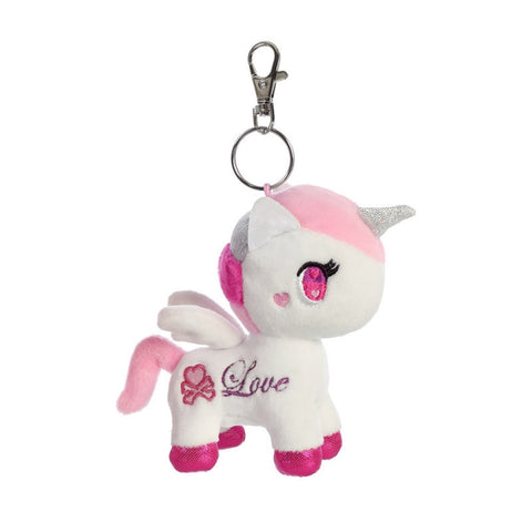 tokidoki - Lolopessa Unicorno Plush Clip-On