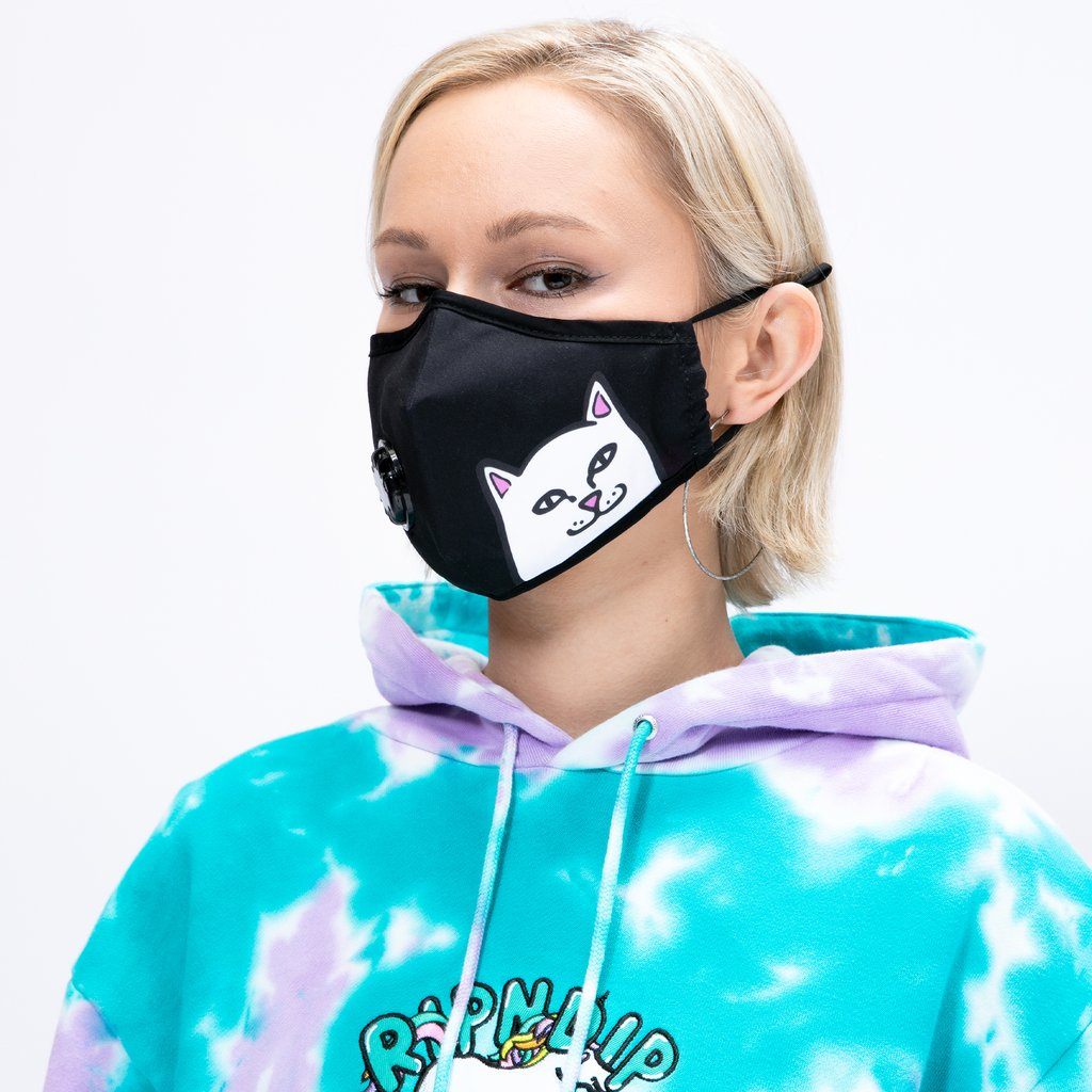 RIPNDIP - Ventilator Face Mask, Lord Nermal