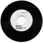 "Koushik - Lying In The Sun, 7"" Vinyl - The Giant Peach"