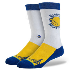 Stance - Golden State Warriors Men's Socks, Blue - The Giant Peach