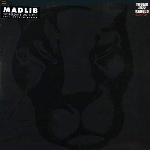Young Jazz Rebels (aka Madlib) - Slave Riot, 2xLP Vinyl - The Giant Peach