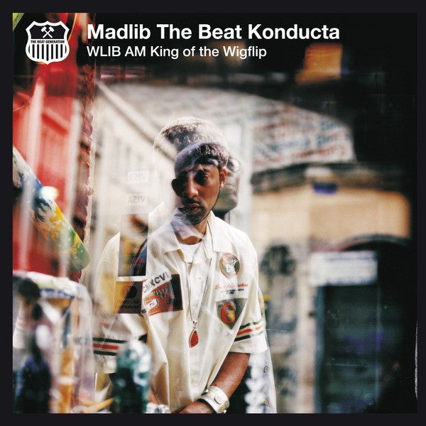 Madlib - WLIB AM: King Of The Wigflip, CD - The Giant Peach