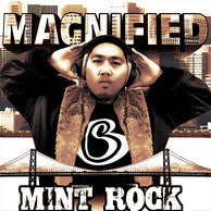 Mint Rock (of Bored Stiff) - Magnified, CD - The Giant Peach