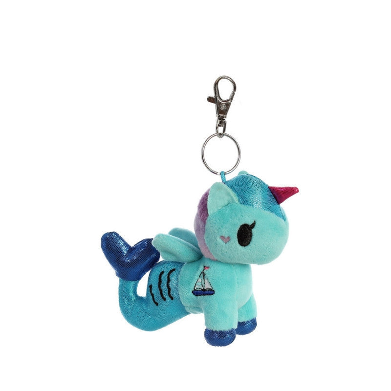 tokidoki - Marina Mermicorno Plush Clip-On - The Giant Peach