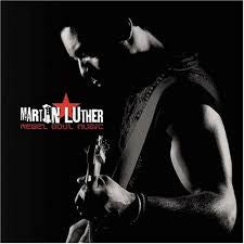 Martin Luther - Rebel Soul Music, CD - The Giant Peach