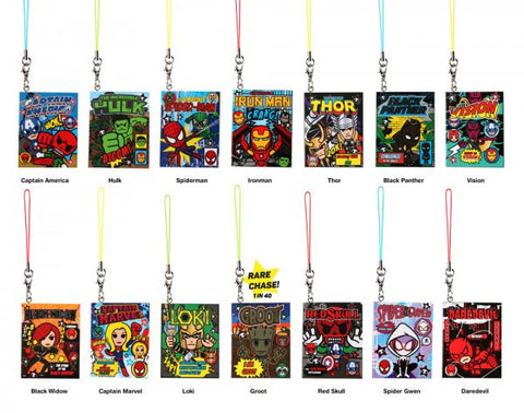 tokidoki x MARVEL - Mini Comics Frenzies (Blind Assortment)