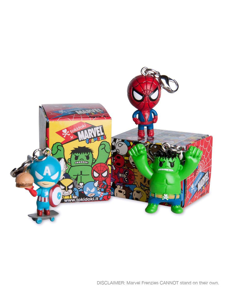 tokidoki x MARVEL - Frenzies Charms (Blind Assortment) - The Giant Peach
