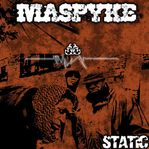MASPYKE - Static, CD