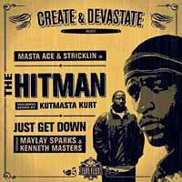 "Create and Devastate, ""The Hitman"" feat Kut Masta Kurt RMX, 12"" Vinyl - The Giant Peach"
