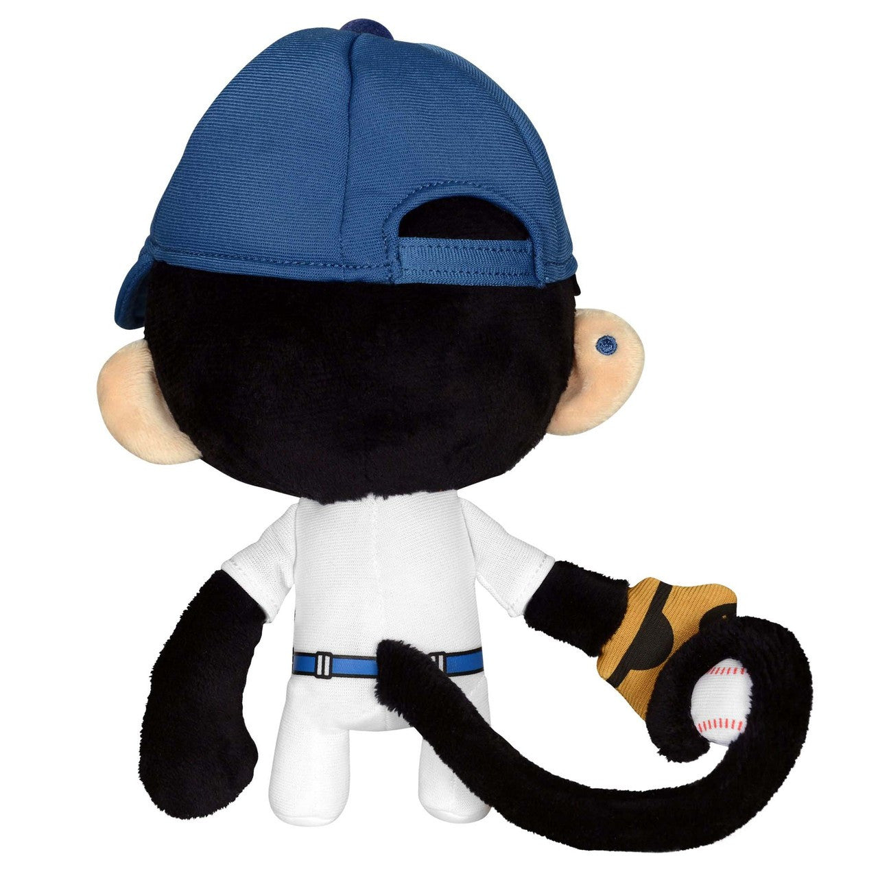 "tokidoki for MLB - Los Angeles Dodgers 8"" Plush Monkey Maxx - The Giant Peach - 2"