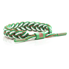 Rastaclat - Hecho Shoelace Bracelet, Mexico - The Giant Peach
