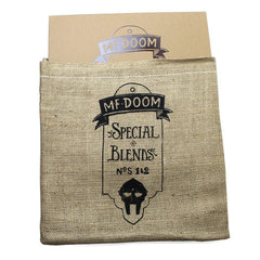 M.F. DOOM - Special Blends Vol 1 & 2, Deluxe Burlap 2xLP Vinyl - The Giant Peach - 1