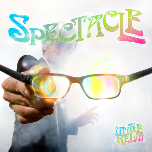 Mike Relm - Spectacle, CD - The Giant Peach