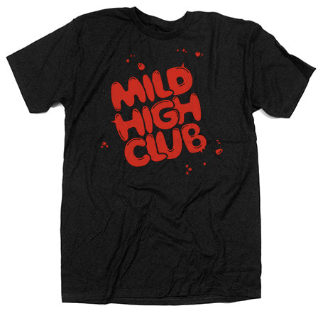 Stones Throw -  Mild High Candy Men's Shirt, Black - The Giant Peach