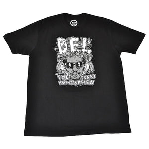 Del The Funky Homosapien - Mind Explosion Men's Shirt, Black - The Giant Peach