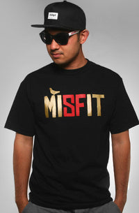 Adapt - MISFIT Men's Shirt, Black - The Giant Peach