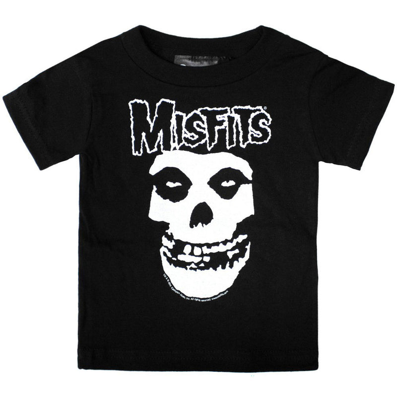 Misfits Infant & Toddler Tee, Black