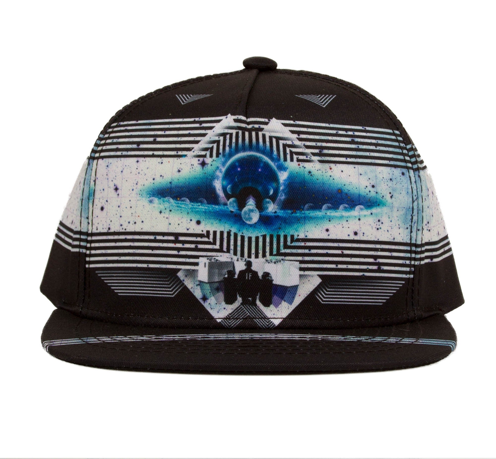 Imaginary Foundation - Mission Control Snapback - The Giant Peach - 1